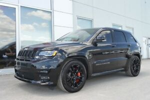 2017 Jeep Grand Cherokee SRT GARANTIE PLAN OR 2022 OU 100000 KM