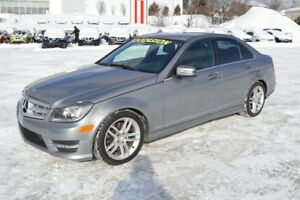 2013 Mercedes Benz C-Class C300 4MATIC CUIR BLUETOOTH FINANCING