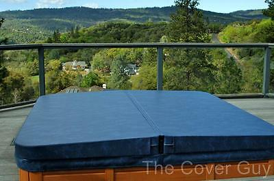 "Custom Spa Hot Tub Cover Deluxe 5"" FREE shipping  7 yr warranty The Cover Guy"