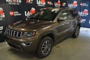 2018 Jeep Grand Cherokee LIMITED TOIT PANORAMIQUE PHARES BI-XENO