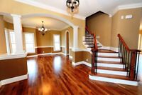 Hardwood - Laminate and Tile Installations