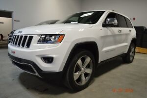 2016 Jeep Grand Cherokee LIMITED TOIT CUIR GPS