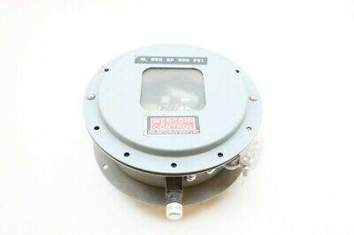 Mercoid Daw-23-3-10s 14in 25-600psi 120240440v-ac Pressure Switch