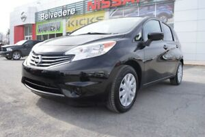 2015 Nissan Versa Note S AUTOMATIQUE AIR CLIMATISÉ BLUETOOTH