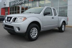 2014 Nissan Frontier SV 4X4 KING-CAB AUTOMATIQUE A/C MAGS HITCH