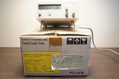 Fluke Frequency Counter Pm6662 - 1300mhz - New