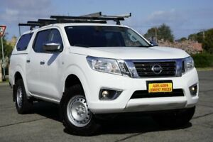 2018 Nissan Navara D23 S3 RX 4x2 White 7 Speed Sports Automatic Utility Enfield Port Adelaide Area Preview