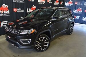 2017 Jeep Compass LIMITED CUIR TOIT PANORAMIQUE