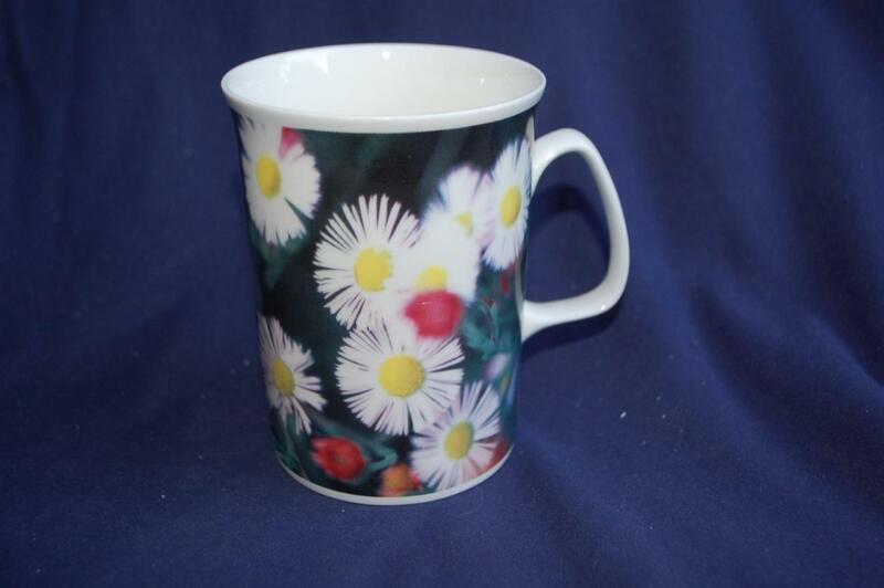 Rose of England Fine Bone China Coffee MUG Cup Original Design Made in England
