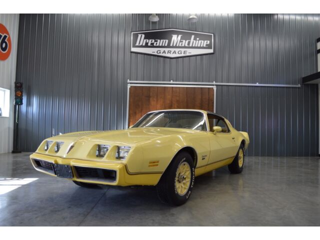 Image 1 of Pontiac: Firebird yellow…