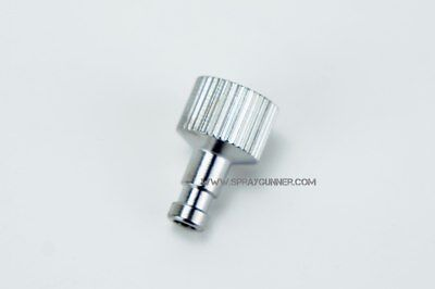 """Quick Release Coupling Plug 1/8"""" by NO-NAME works with H&S, Iwata, Sparmax ect."""