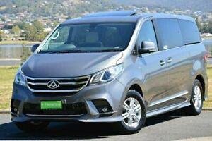 2021 LDV G10 SV7A Executive Grey 6 Speed Sports Automatic Wagon