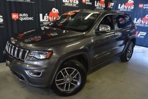 2018 Jeep Grand Cherokee LIMITED GROUPE GRAND LUXE II TRAIL RATE