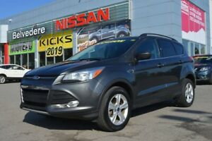 2016 Ford Escape SE AWD 1.6L ECOBOOST MAGS CAMERA DE RECUL