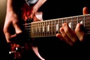 Guitar tutor available in Inner Sydney Erskineville Inner Sydney Preview