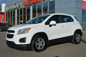 2015 Chevrolet Trax LS AUTOMATIQUE A/C BLUETOOTH FWD