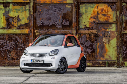 New and Improved Smart Car Coming in 2016