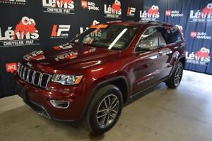 2018 Jeep Grand Cherokee LIMITED 2018 TOIT OUVRANT INTéRIEUR CUI