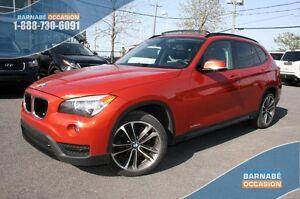 2013 BMW X1 XDrive28i SportLine- Toit panoramique+++