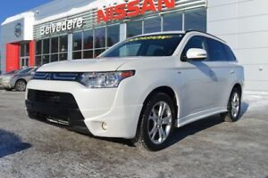2014 Mitsubishi Outlander GT AWD CUIR TOIT OUVRANT BLUETOOTH