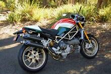 DUCATI MONSTER S4RS 'TRICOLORE' Limited Edition Newnham Launceston Area Preview