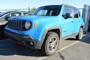 2015 Jeep Renegade TRAILHAWK 4X4 TRAILRATED