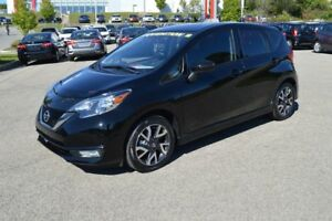 2017 Nissan Versa Note 1.6 SR SPORT AUTOMATIQUE FINANCING AVAILA