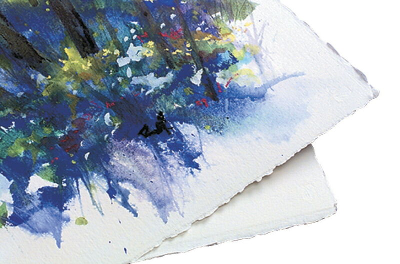 Arches Cold Press Watercolor Paper, 140 lb, 22 x 30 Inches, Off White, Pack of