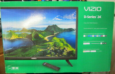 "Vizio D-Series 24"" 720p Class HD Smart LED TV D24H-G9"