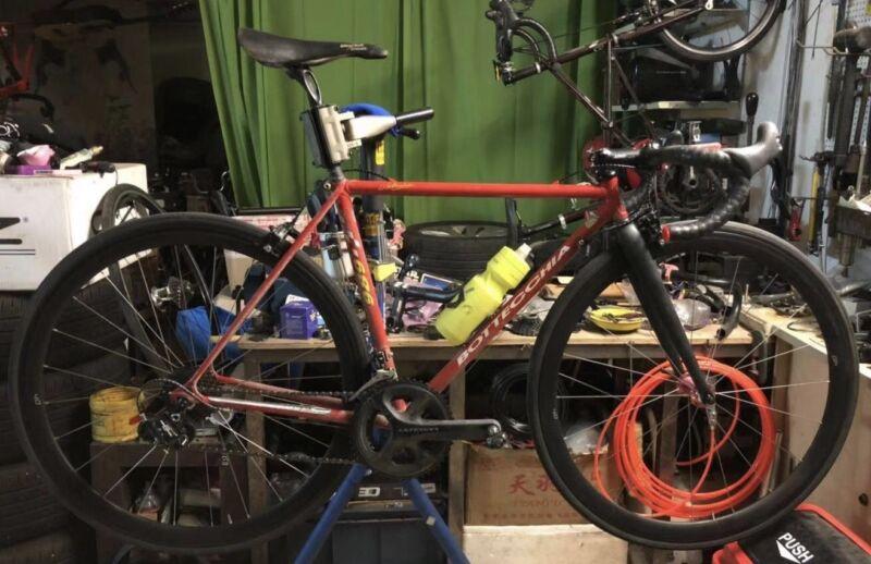 Hylix 1 1//8-700c*42 Disc Brake Carbon Gravel Fork-100*12mm-Flat Mount-Cyclocross