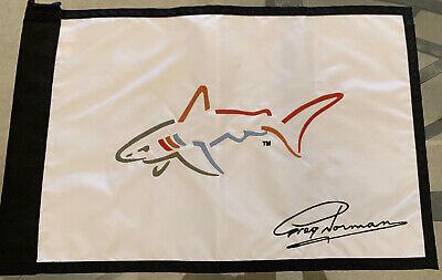 Greg Norman Signature Golf Flag