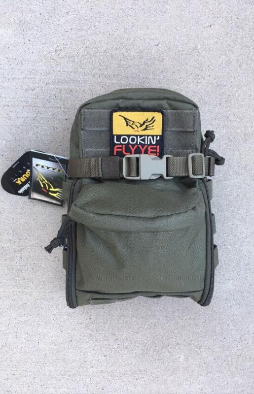 "FLYYE Mini ""MAP-PAK"" Hydration Pack -  Ranger Green"