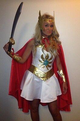 She Ra Korsett Kostüm Wonder Woman Schera Xena Custom hergestellt auf passend