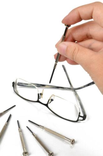 how to repair eyeglass frames