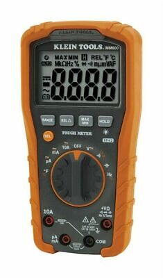 Klein Tools Tough Meter Automatic Lcd Multimeter 1 Pk Mm600