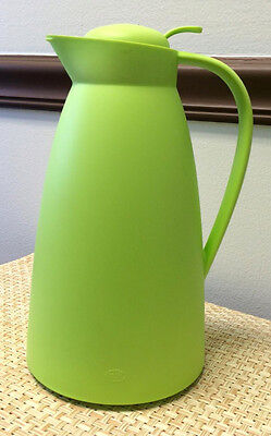(ALFI - WMF Coffee Thermo 1 Litter / 8 Cups Apple Green Hot Beverage Thermos)