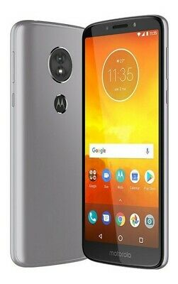Motorola Moto E5 Plus XT-1924-2 16GB Sim Free Unlocked  - Flash Grey A Grade