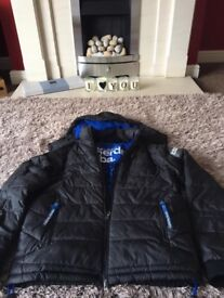 Superdry Jacket Size Medium