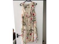 H&M maternity summer dress 12