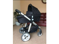 Icandy I candy apple 2 pear travel system with maxi cosi pebble