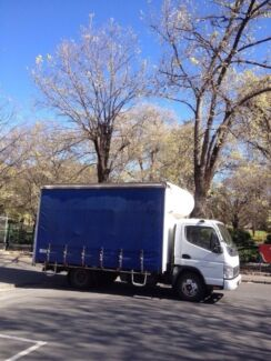 From $54! Tailgate/TailLift Truck Melbourne Furniture Removalist