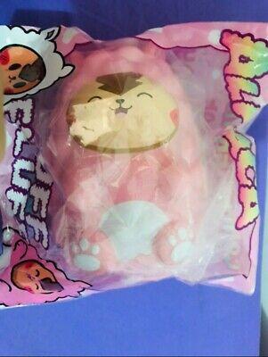 Fluff Fluff Hedgehog in an Alpaca Costume Squishy