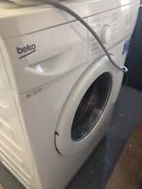 Beko WM62125W Washing Machine - 6kg Capacity