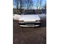 Ford Fiesta popular mk 2