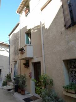 Villa for sale in Medieval village of Tressan, South France