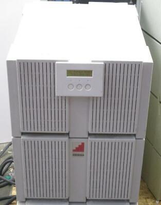 Apc Matrix 5000 5kva 5000va Mx5000 208v Lcd Digital Display Sinwave Ups