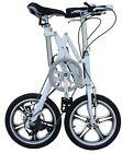 Falträder mit 16 Zoll Laufradgröße
