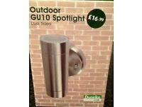 Outdoor dual sided spot light Brand new