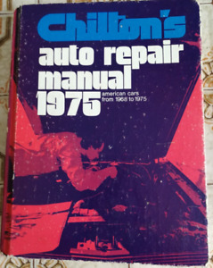 Auto repair and electric books