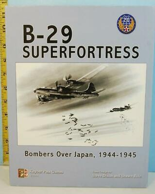 B-29 Superfortress Bombers Over Japan Solitaire Game Khyber Pass Games B-29 Superfortress Game